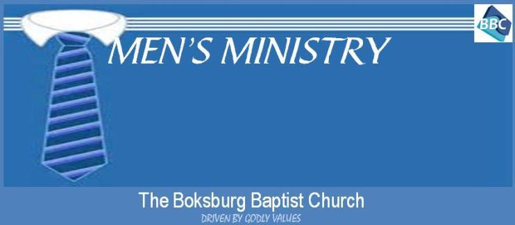 website men's ministry