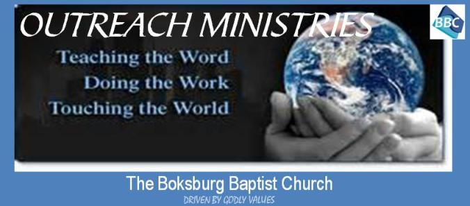 website outreach ministries