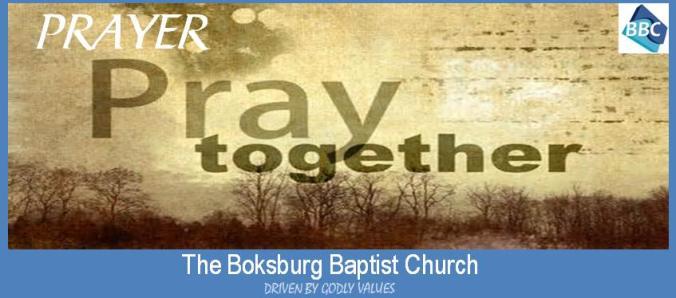 website prayer